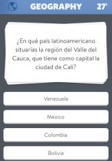 geografia colombia trivia