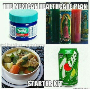 mexican health care
