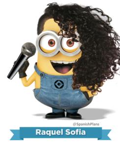 Minion Raquel Sofia