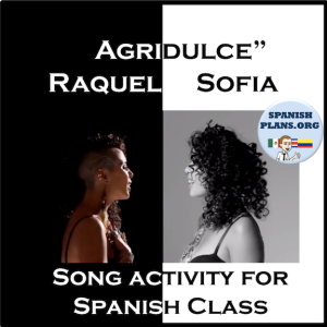 Agridulce Song Spanish Class