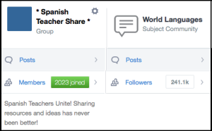 Edmodo Spanish Teacher