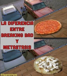 Metastasis Breaking Bad