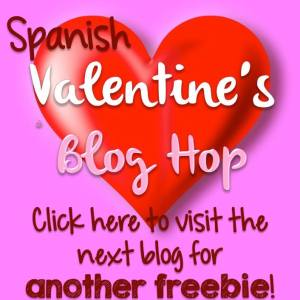 spanish teacher blog hop