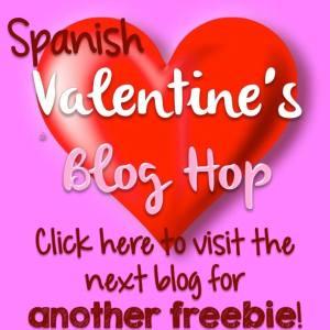spanish teacher blog hop