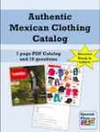 Authentic Mexican Clothing Magazine