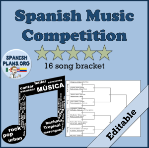 March Music Madness Spanish