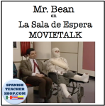 Mr Bean MovieTalk Spanish