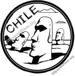 Chile Stamp