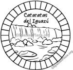 Iguazu Stamp