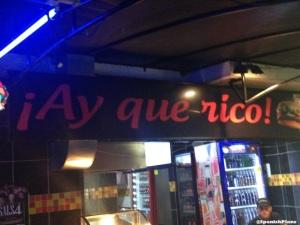 Ay Que Rico Restauran
