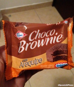 Chocobrownie arequipe