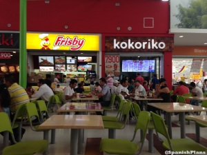 Frisby y Kokorico restauran
