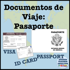Printable Passport Template