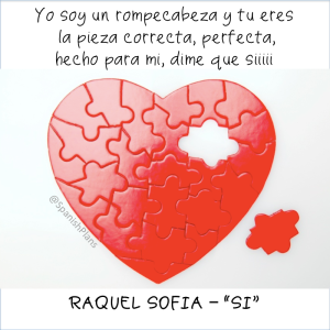 Raquel Sofia Lyrics Si