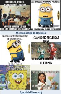 Escuela Memes