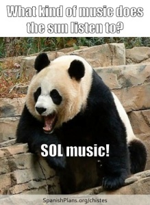 Sol Music chiste