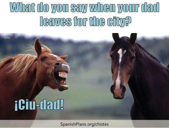 How Do You Say Your Funny Spanish
