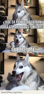 Superman chiste