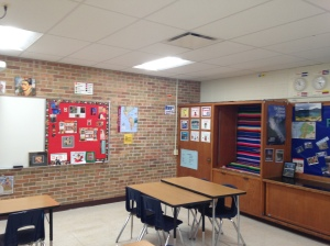 5 Spanish Classroom