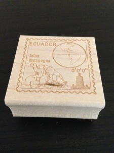 Ecuador Stamp