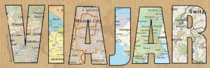 Viajar mapa