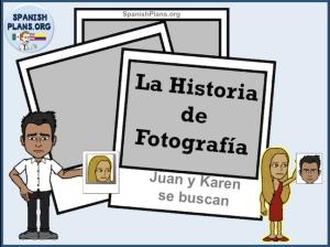 La Historia de Fotografia