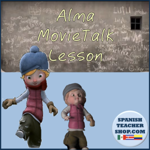 Alma MovieTalk Lesson