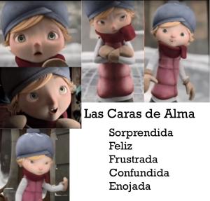Caras de Alma