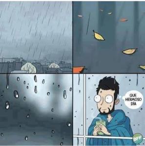 Perspectiva del clima