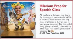 Mexican Appropriation by Teachers Discovery