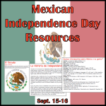 Mexican Independence Lesson
