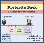 Preterite Pack