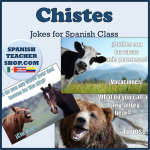 Spanish Chistes Bulletin Board