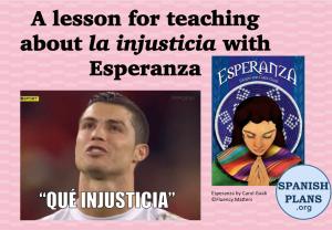 Esperanza Injusticia
