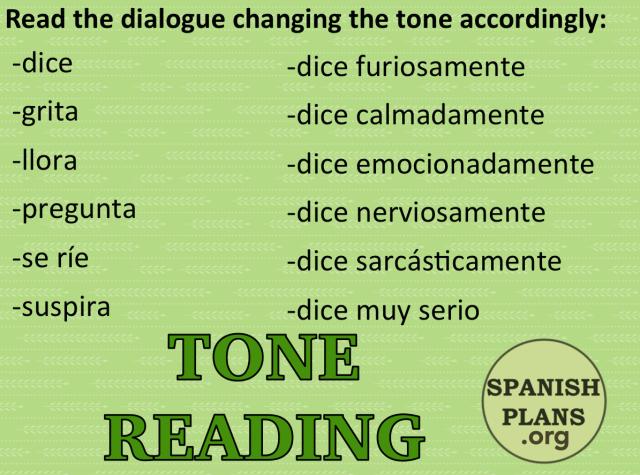 Tone Reading