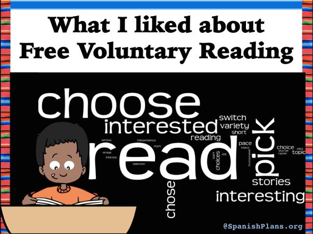 Free Voluntary Reading