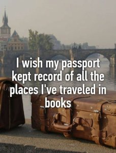 Book Passport
