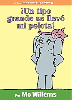 mo willems spanish book