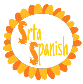 SrtaSpanish logo