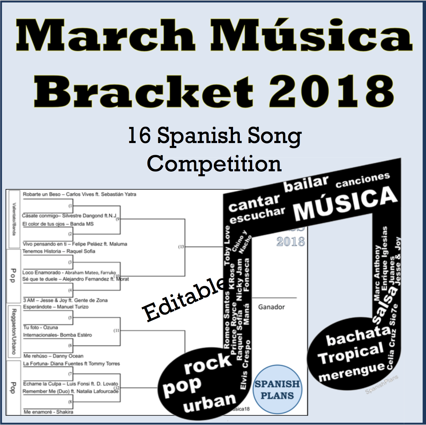 march music madness 2018 spanishplans org