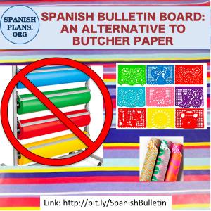 Spanish Bulletin Board alternatives