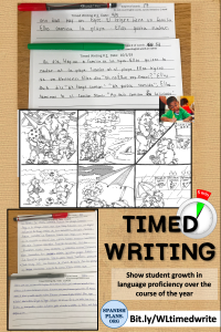 Timed Writing Langchat