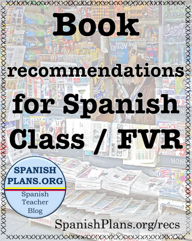 Recommendations for Spanish Class