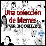 Spanish Memes FVR booklet