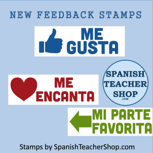 New Feedback stamps