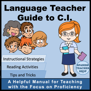 Language Teacher Guide to CI cover