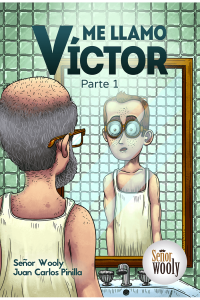 Me Llamo Victor Graphic Novel