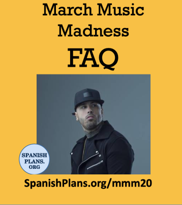 March Music Madness FAQ