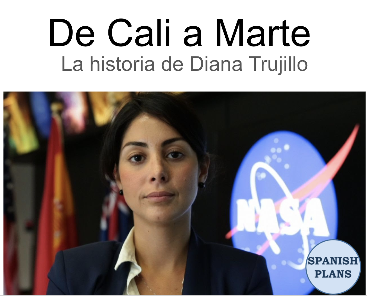 Diana Trujillo: De Colombia a Marte