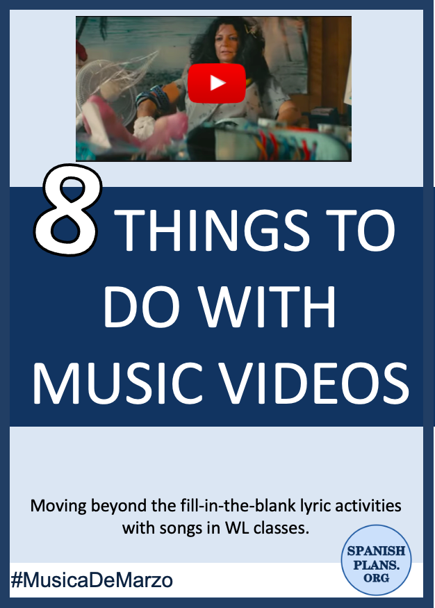 8 things to do with Music Videos